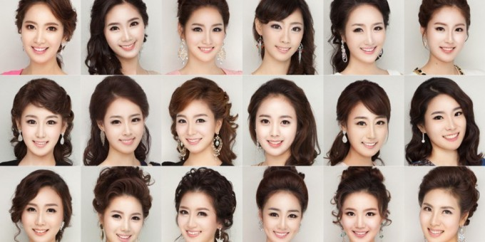 Promotional Image via Kotaku; Miss Korea 2013 Contestants