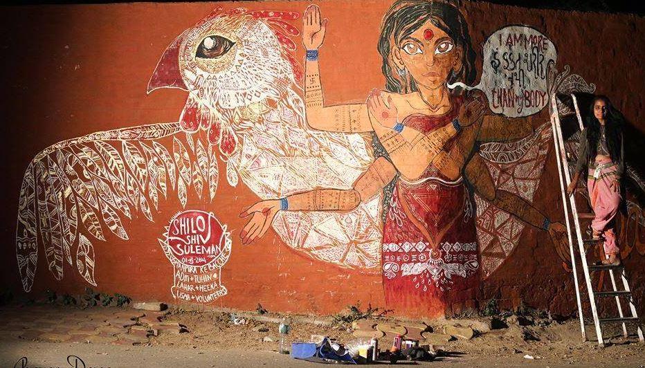 "Ahmedabad: ""I am more than my body"""