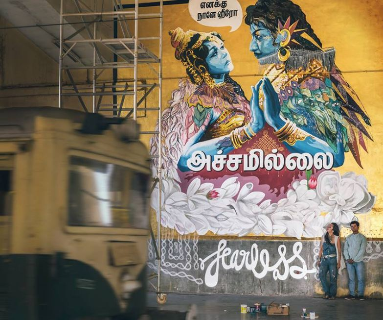 "Chennai: ""I am my own hero"""
